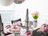 Paris Birthday theme Decorations Paris Damask Celebration Birthday Express