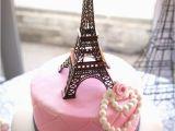 Paris Birthday theme Decorations Pink Paris themed Baby Shower