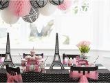 Paris themed Birthday Decorations A Paris Damask Birthday Party Evite