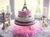 Paris themed Birthday Decorations Kara 39 S Party Ideas Pink Paris themed Baby Shower Via Kara