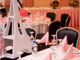 Paris themed Birthday Party Decorations Kara 39 S Party Ideas Poodle In Paris French Girl Pink 1st
