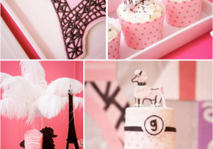 Paris Themed Birthday Party Decorations French Paris Kara 39 S Party