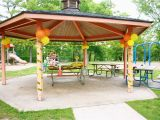 Park Birthday Party Decorations Tractor Birthday Party Decorations Pinterest