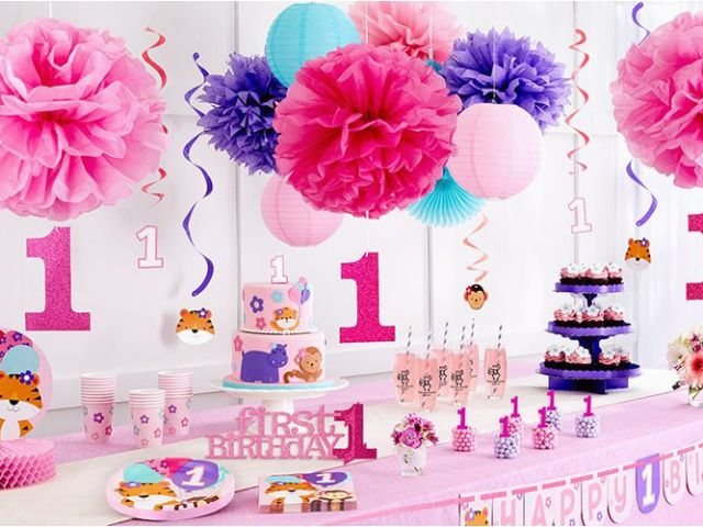 Download By SizeHandphone Tablet Desktop Original Size Back To Party City 1st Birthday Decorations