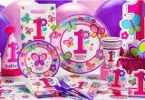 Party City 1st Birthday Decorations Sweet Girl 1st Birthday Party Supplies 1st Birthday
