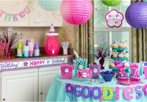 Party City Birthday Decoration Rainbow Birthday Party Supplies Party