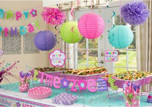 Party City Birthday Decoration Pastel Supplies