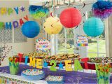 Party City Birthday Decoration Rainbow Birthday Party Supplies Party City
