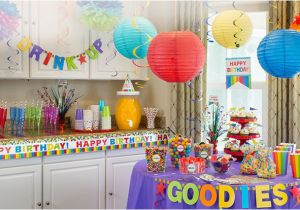 Party City Decorations For Birthday Supplies