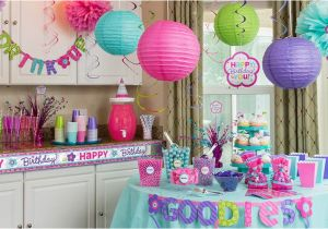 Party City Decorations For Birthday Sweet Girl 1st