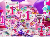 Party City Decorations for Birthday Party Sweet Girl 1st Birthday Party Supplies 1st Birthday