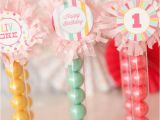 Party Favor Ideas for 1st Birthday Girl One is Fun Birthday Party Project Nursery