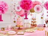 Party Favor Ideas for 1st Birthday Girl Pink Twinkle Twinkle Little Star Gender Neutral 1st