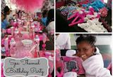 Party Ideas for 10 Year Old Birthday Girl Spa Birthday Party