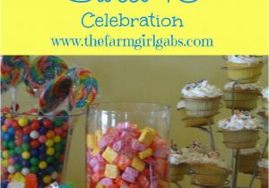 Party Ideas for 16th Birthday Girl Planning A Budget Friendly Sweet 16 Celebration