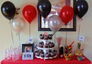 Party Ideas for 16th Birthday Girl Sixteenth Birthday for A Guy Sweet Sixteen Party Ideas