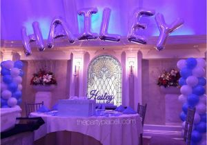 Party Ideas for 16th Birthday Girl Tiffany themed Sweet 16 thepartyplaceli Com Sweet 16