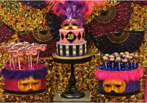 Party Ideas for 18th Birthday Girl Kara 39 S Party Ideas Masquerade 18th Birthday Party