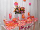 Party Ideas for Sweet 16 Birthday Girl 10 orange Party Ideas A to Zebra Celebrations