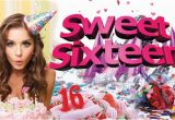 Party Ideas for Sweet 16 Birthday Girl Sweet Sixteen Birthday Party Ideas Sweet Sixteen Birthday