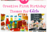 Party themes for 1st Birthday Girls 34 Creative Girl First Birthday Party themes and Ideas