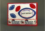 Patriots Birthday Card New England Patriots Cardnew England Patriotsnew England