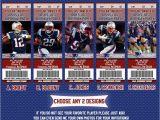 Patriots Birthday Party Invitations New England Patriots Birthday Invitation by Makeupandmanga
