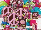 Peace Sign Birthday Decorations 190 Best Feelin 39 Groovy Book Fair Images On Pinterest