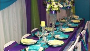 Peacock Birthday Decorations Peacock Mother 39 S Day Party Ideas Runners Table Covers