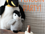 Penguin Birthday Decorations Birthday Party themes Adorable Penguin Party Ideas