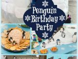 Penguin Birthday Decorations How to Throw A Chilling Penguin Birthday Party Life with
