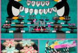 Penguin Birthday Decorations Penguin Party My Pretty Little Penguin 39 S Second Birthday