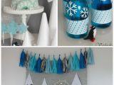 Penguin Decorations for Birthday Party Kara 39 S Party Ideas Arctic Penguin themed Birthday Party