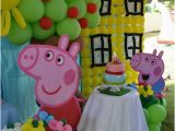 Peppa Pig Birthday Decorations Usa 16 Peppa Pig Birthday Party Ideas Pretty My Party
