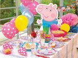 Peppa Pig Birthday Decorations Usa How to Style A Peppa Pig Party Party Pieces Blog