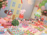 Peppa Pig Birthday Decorations Usa Kara 39 S Party Ideas Peppa Pig themed Birthday Party Via