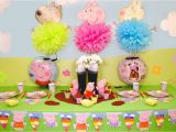 Peppa Pig Birthday Decorations Usa Peppa Pig Party Ideas Party Delights Blog