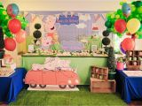 Peppa Pig Birthday Decorations Usa theme Peppa Pig Its More Than Just A Party