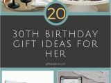 Perfect 30th Birthday Gift for Her 20 Good 30th Birthday Gift Ideas for Women