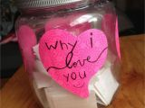 Perfect Birthday Gifts for Boyfriend Perfect Gift for Your Girlfriend Boyfriend Fill Up A Jar
