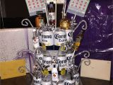 Perfect Birthday Present for Him Beer Cake Super Easy Gift Perfect for Boyfriend Husband