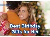 Perfect Gifts for Her Birthday Best Birthday Gifts for Her Cathy