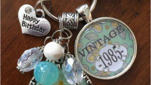 Personal Birthday Gifts for Her Birthday Gift for Her Personalized Vintage Necklace or Key