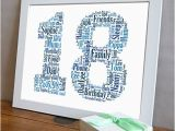 Personalised 18th Birthday Gifts for Her Personalised 18th Birthday Gifts Amazon Co Uk
