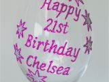 Personalised 21st Birthday Gifts for Her Personalised 21st Birthday Gift Wine Glass Champagne Flute