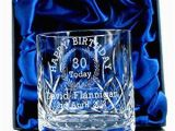 Personalised 30th Birthday Gift Ideas for Him Amazon Com 30th Birthday Whisky Glass for Him