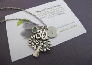 Personalised 30th Birthday Gifts For Her 40th 50th Gift Tree Of Life