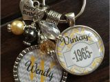 Personalised 30th Birthday Gifts for Her Birthday Gift for Her Personalized Vintage Necklace or