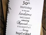Personalised 30th Birthday Gifts for Husband Larger 30th 40th 50th Birthday Christmas Card Husband