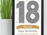 Personalised 50th Birthday Presents for Him 16th 18th 21st 30th 40th 50th 60th Birthday Personalised